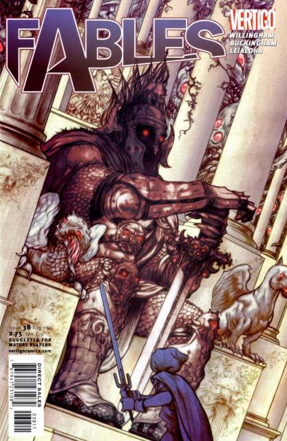 Fables (2002) no. 38 - Used