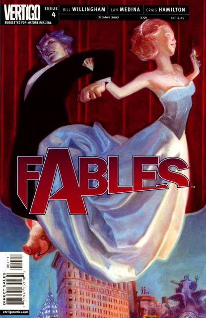 Fables (2002) no. 4 - Used