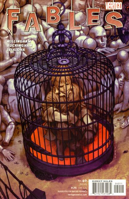 Fables (2002) no. 40 - Used