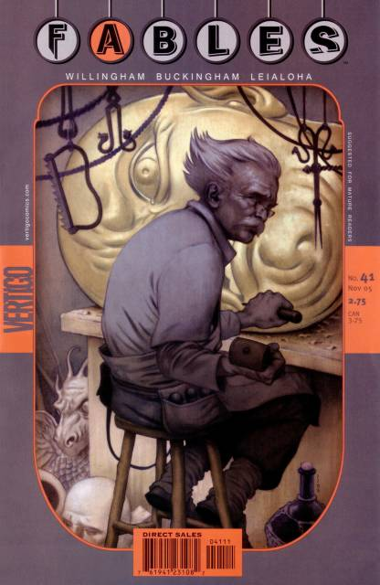 Fables (2002) no. 41 - Used