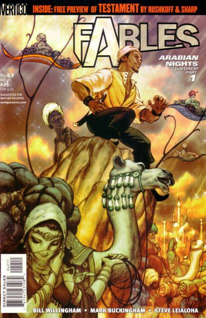 Fables (2002) no. 42 - Used