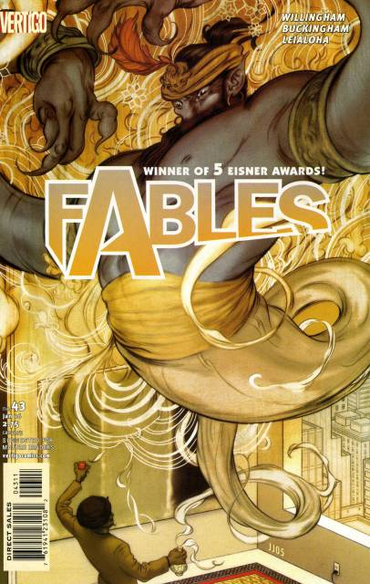 Fables (2002) no. 43 - Used