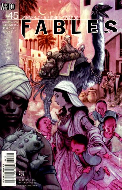 Fables (2002) no. 45 - Used