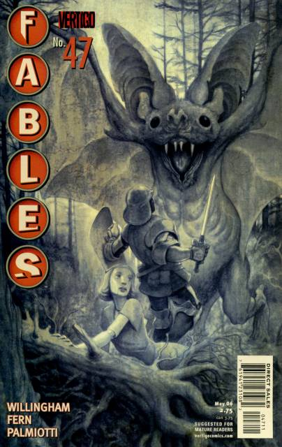 Fables (2002) no. 47 - Used