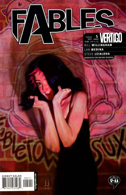 Fables (2002) no. 5 - Used