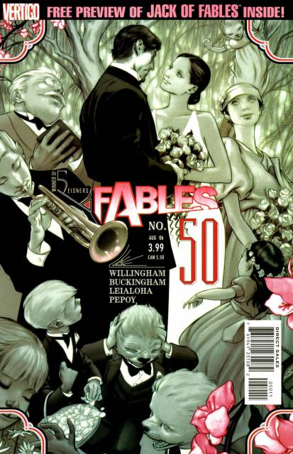 Fables (2002) no. 50 - Used