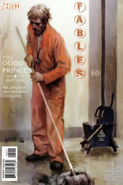 Fables (2002) no. 60 - Used