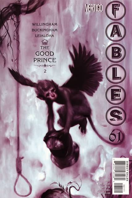 Fables (2002) no. 61 - Used