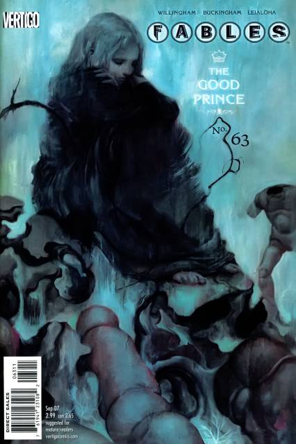 Fables (2002) no. 63 - Used