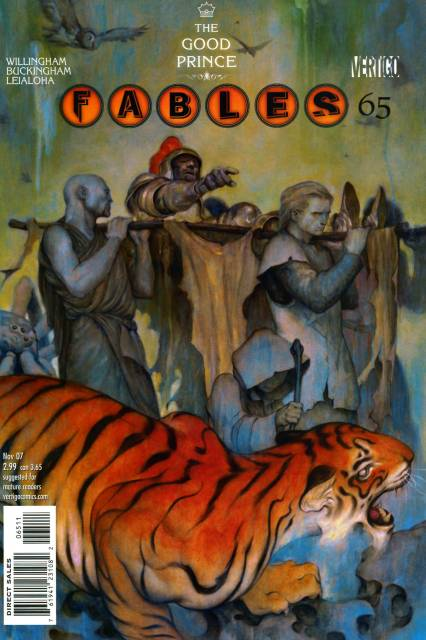 Fables (2002) no. 65 - Used