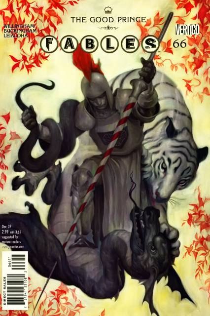 Fables (2002) no. 66 - Used