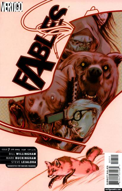 Fables (2002) no. 7 - Used