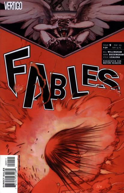Fables (2002) no. 9 - Used