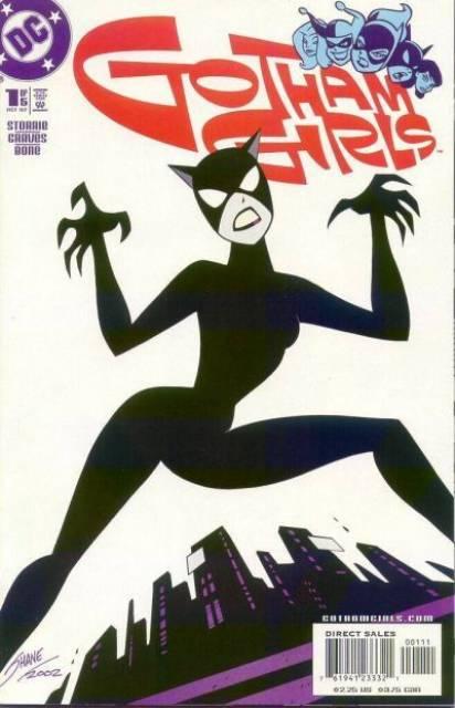 Gotham Girls (2002) Complete Bundle - Used