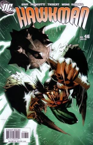 Hawkman (2002) no. 46 - Used