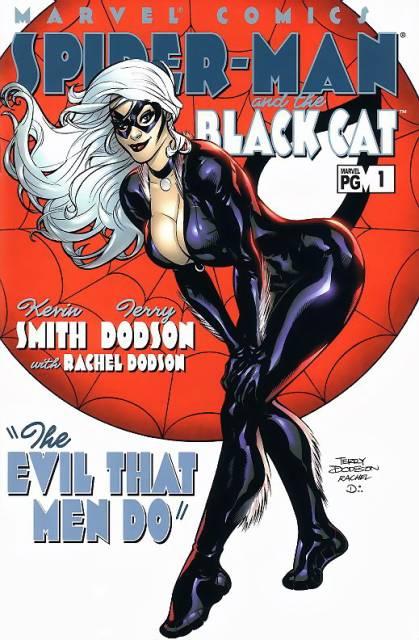 Spider-Man Black Cat Evil That Men Do (2002) Complete Bundle - Used