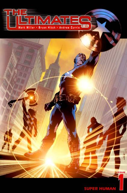 Ultimates (2002) no. 1 - Used