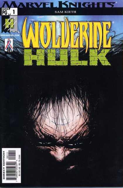 Wolverine Hulk (2002) Complete Bundle - Used