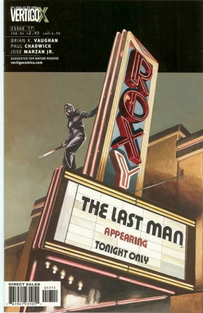 Y: The Last Man (2002) no. 17 - Used