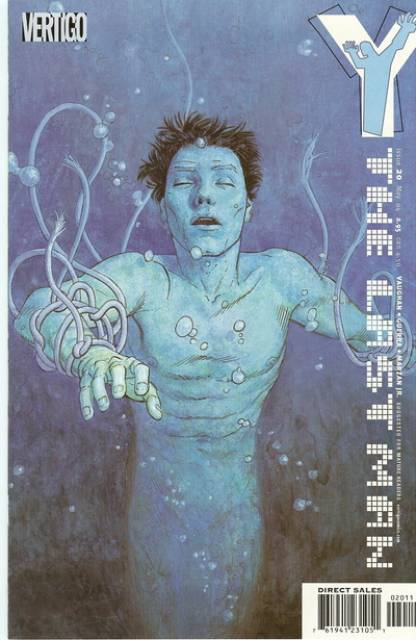 Y: The Last Man (2002) no. 20 - Used
