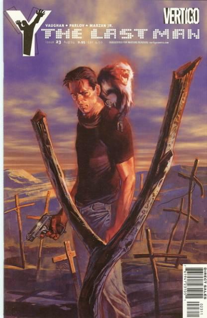 Y: The Last Man (2002) no. 23 - Used
