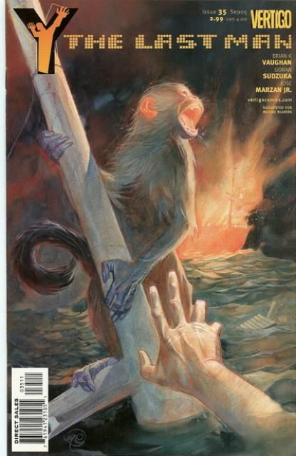 Y: The Last Man (2002) no. 35 - Used