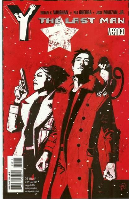 Y: The Last Man (2002) no. 55 - Used
