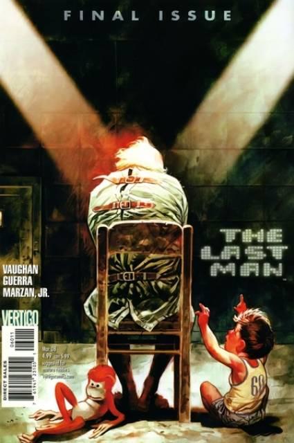 Y: The Last Man (2002) no. 60 - Used