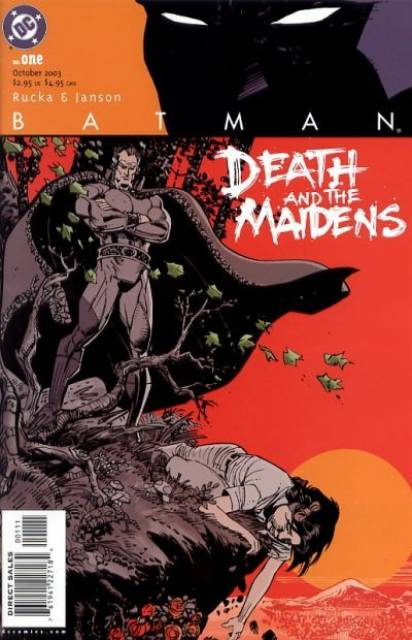 Batman: Death and the Maidens (2003) Complete Bundle - Used