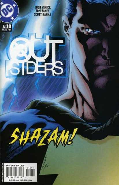 Outsiders (2003) no. 10 - Used