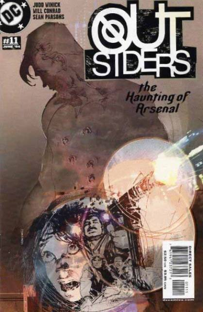 Outsiders (2003) no. 11 - Used