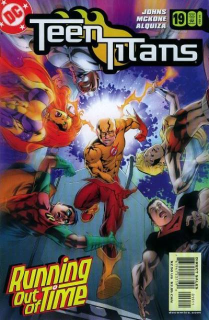 Teen Titans (2003) no. 19 - Used