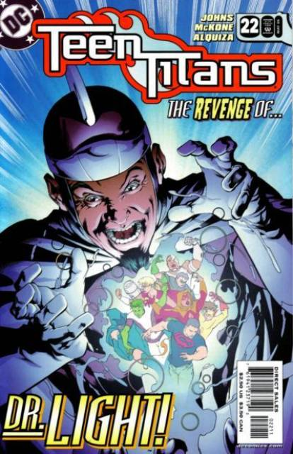 Teen Titans (2003) no. 22 - Used