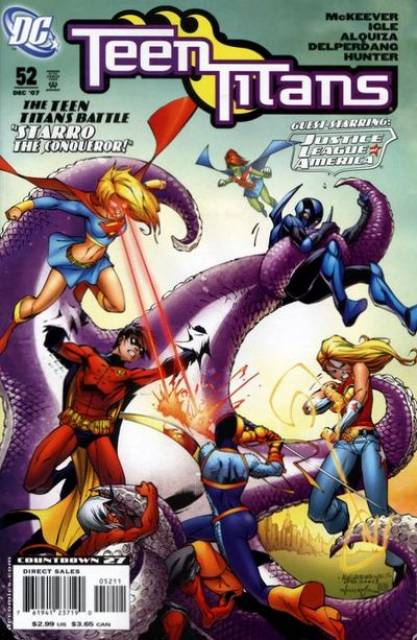 Teen Titans (2003) no. 52 - Used