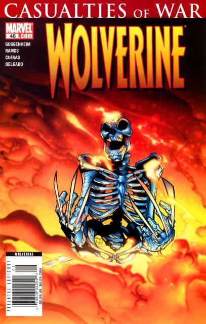 Wolverine (2003) no. 48 - Used