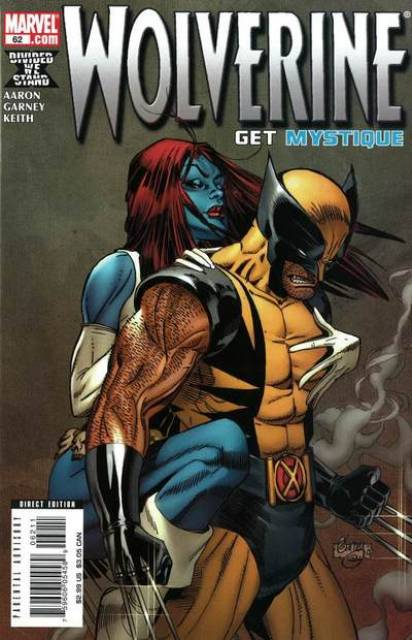 Wolverine (2003) no. 62 - Used