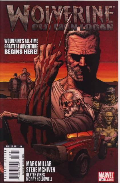 Wolverine (2003) no. 66 - Used