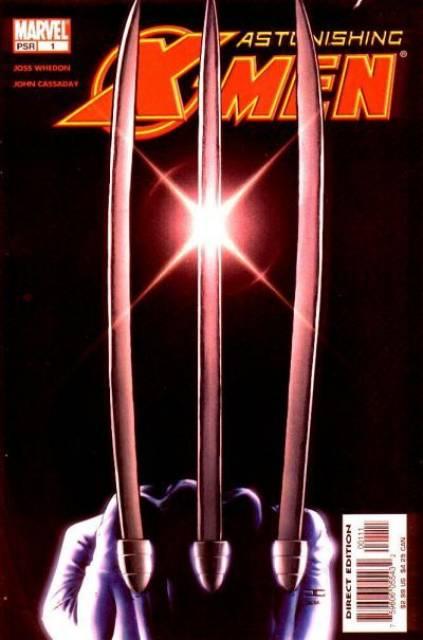 Astonishing X-Men (2004) no. 1 - Used