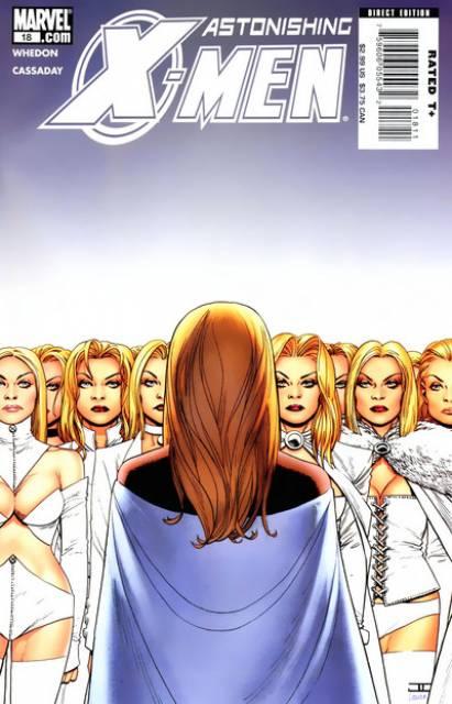 Astonishing X-Men (2004) no. 18 - Used
