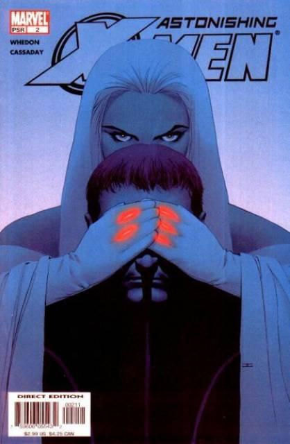 Astonishing X-Men (2004) no. 2 - Used