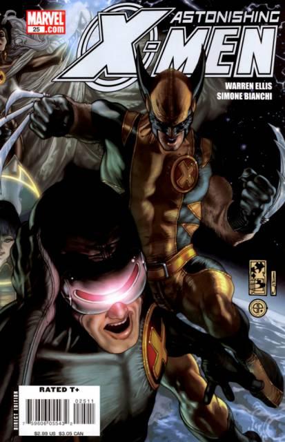 Astonishing X-Men (2004) no. 25 - Used