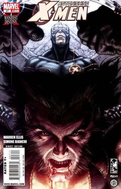 Astonishing X-Men (2004) no. 27 - Used