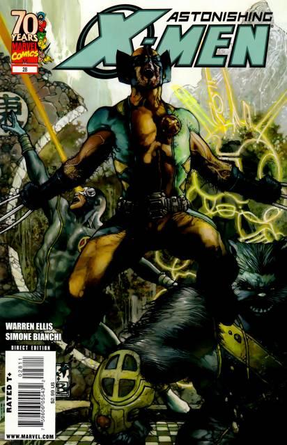 Astonishing X-Men (2004) no. 28 - Used