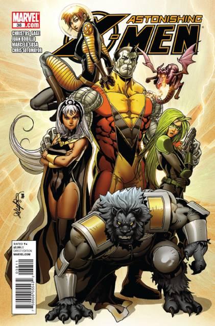 Astonishing X-Men (2004) no. 38 - Used