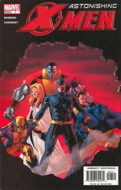 Astonishing X-Men (2004) no. 7 - Used