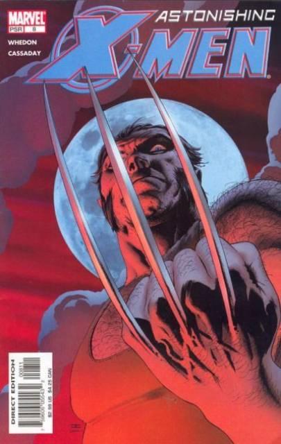 Astonishing X-Men (2004) no. 8 - Used