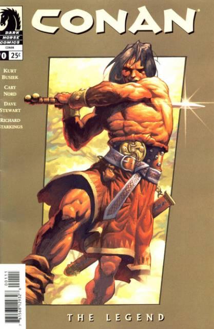 Conan (2004) no. 0 - Used
