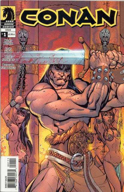 Conan (2004) no. 1 - Used