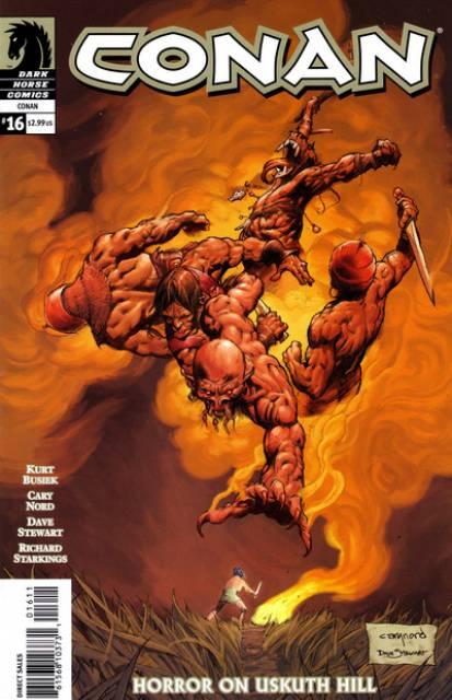 Conan (2004) no. 16 - Used