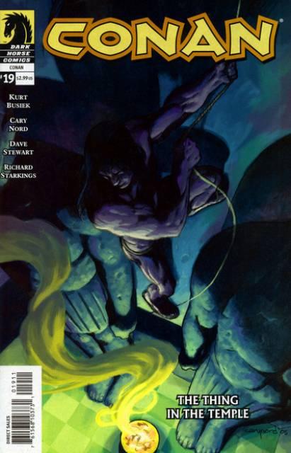 Conan (2004) no. 19 - Used